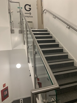 Suppliers Of Commercial Staircases