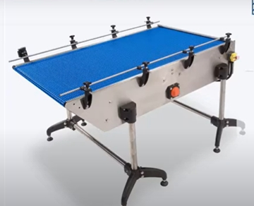 CDA Loading/ Unloading Table With Automatic Modular Belt