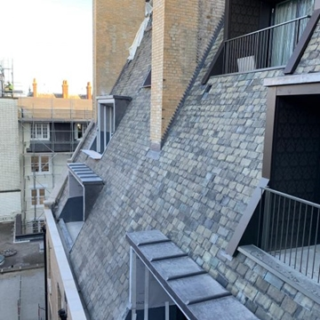 Slate Roofing Installation Services Essex