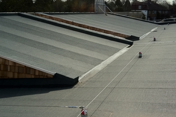 UK Flat Roofing Services