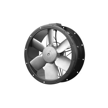 Supplier Of Cylindrical Cased Axial Fans
