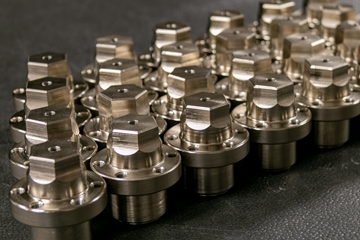 UK Manufacturer Of CNC Machined Components