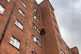 Nationwide Rope Access Cleaning Services