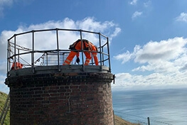 Rope Access Maintenance Services