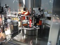 Rotary Model Labelling Machine