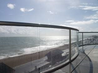 Affordable Curved Glass Products
