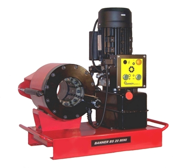 UK Supplier Of Bench Mounted Machines
