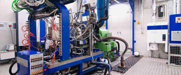Propulsion Systems Testing Services UK