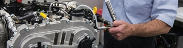 Highly Experienced Engine Build Technicians
