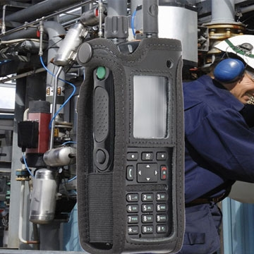 Carry Solutions for TETRA Radio Handsets
