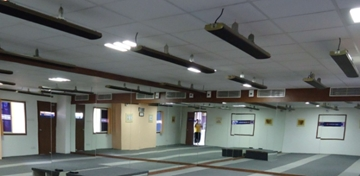 Bespoke Heating Systems For Sport Halls