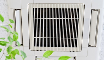 Air Conditioning For Public Buildings