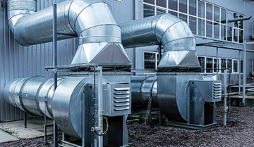 Air Conditioning For Industrial Sector
