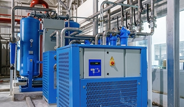 Ventilation Systems For Industrial Sector