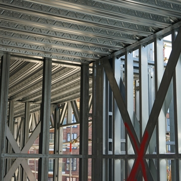 UK Specialists In Steel Framing Systems