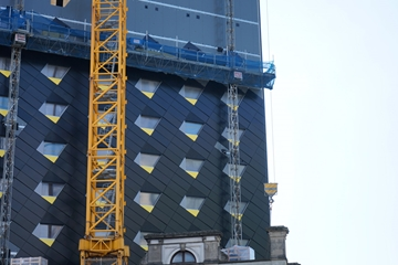 UK Supplier Of Rainscreen Cladding Systems