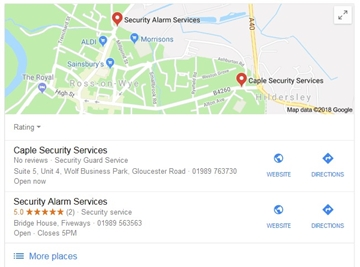 Local SEO Services Herefordshire