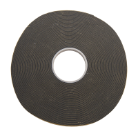 Security Foam Tape (Double Sided) - Black, 6mm x 12mm Double Sided (10m)
