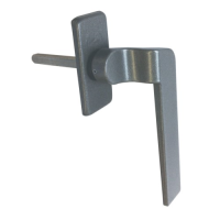 Sun Paradise Offset Handle - White, Right Hand