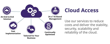 Nationwide Cloud Access Service Providers