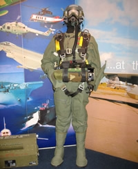 Aerospace Anti-G-Suits Manufacturing Services