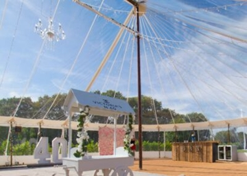 Party Transparent Marquee Hire Essex