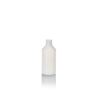 100ml Natural Cylindrical Bottle