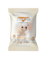Supplier Of Sample 100 GR Bonacibo Puppy Chicken & Rice with Anchovy