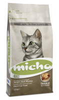 UK Distributors Of Micho Adult Cat Food (Rich in Chicken)