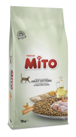 Mito Adult Cat Food with Chicken 15kg
