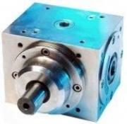 Hollow shaft gearboxes