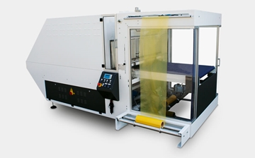 Ares Sleeve Wrapper Machine
