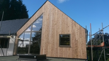 Durable Timber Cladding
