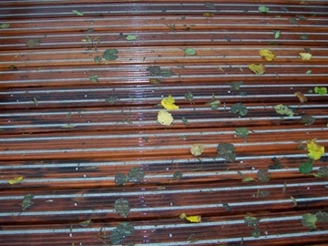 Hardwood Decking Timbers For Garden Roofs
