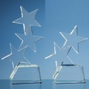 Rising Star Awards and trophies