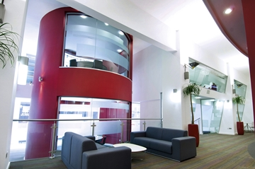 Office Interior Solutions Cheshire