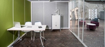 Office Partitioning Services Cheshire