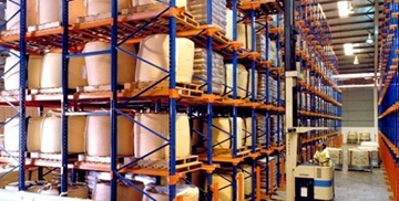 UK Supplier Of Pallet Racking Systems