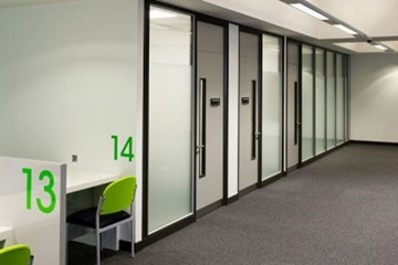 Komfire 75 Partitioning Systems