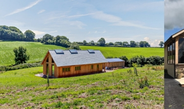 Energy-Efficient Timber Structures