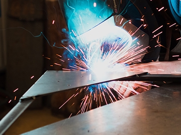 Bespoke One-Off Carbon Steel Fabrication Services