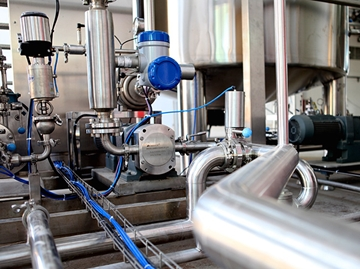 Preventative Maintenance Of Process Pipework Systems