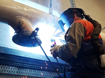 MMA Coded Welding Services Peterborough