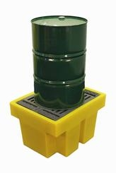 Fully Compliant Drum Spill Pallets