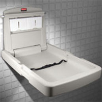 """Baby Changing Table - """"Rubbermaid"""""""