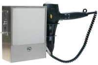 Wall Mounted Coin Operated Hair Dryer Vending