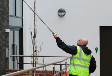 Commercial Window Cleaning Service Manchester