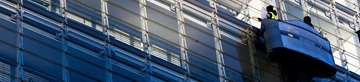 Cradle Window Cleaning Manchester