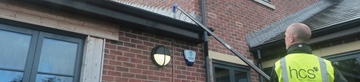 Commercial Gutter Cleaning Manchester