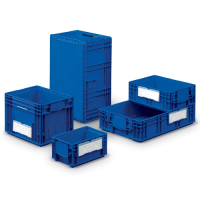 Automotive containers